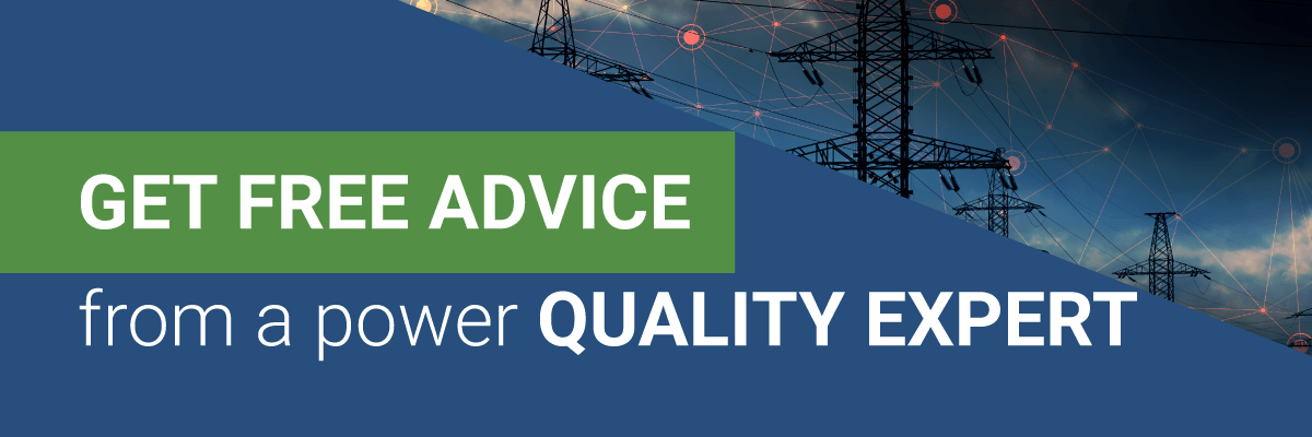 Get Free Advice from a power Quality Expert